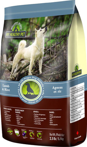 Holistic Blend ALL LIFE STAGES Lamb & Rice