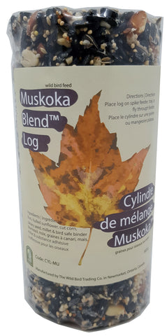 Canadian Muskoka Seed Log
