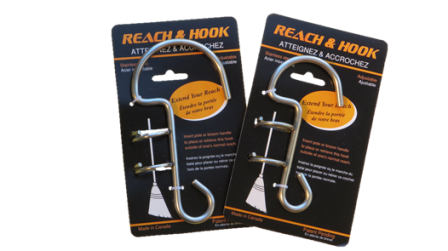 Canadian Reach & Hook
