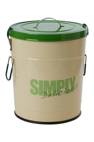 Simply Delicious Decorative storage bin