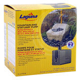 Laguna Submersible Fountain and Statuary Pump 80GPH