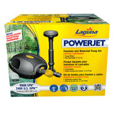 Laguna PowerJet 2400 Fountain/Waterfall Pump Kit