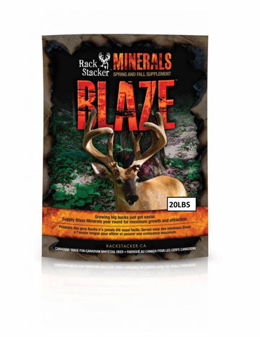 Rack Stacker Blaze Mineral 20lbs.