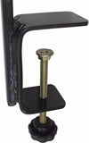 RT2CL - Wrought Iron Clamp-On Single Arm Deck Hanger
