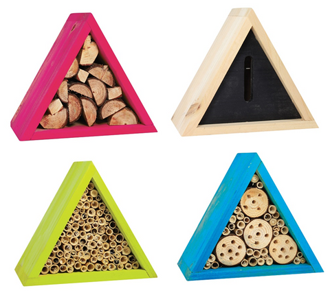 Wildlife Habitat – Triangle Assorted Styles