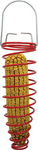 Metal Corn Cob Feeder Asst. Red/Green