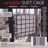 SUET2 - Single Suet Feeder