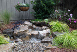 Backyard Waterfall Landscape Fountain Kit