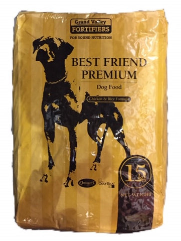 Grand Valley Fortifiers Best Friend Premium 15KG