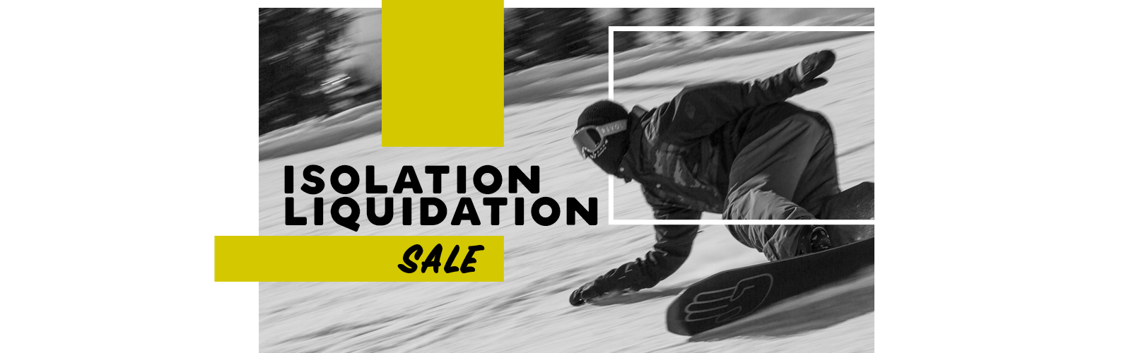Snowboard gear sale