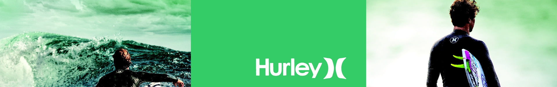 Hurley Collection Banner