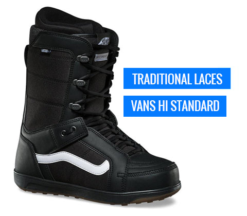 Vans Snowboard Boot with Traditional Laces - Freeride Boardshop Canada