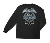 LOSER MACHINE X PABST Highway Long Sleeve T-Shirt Black