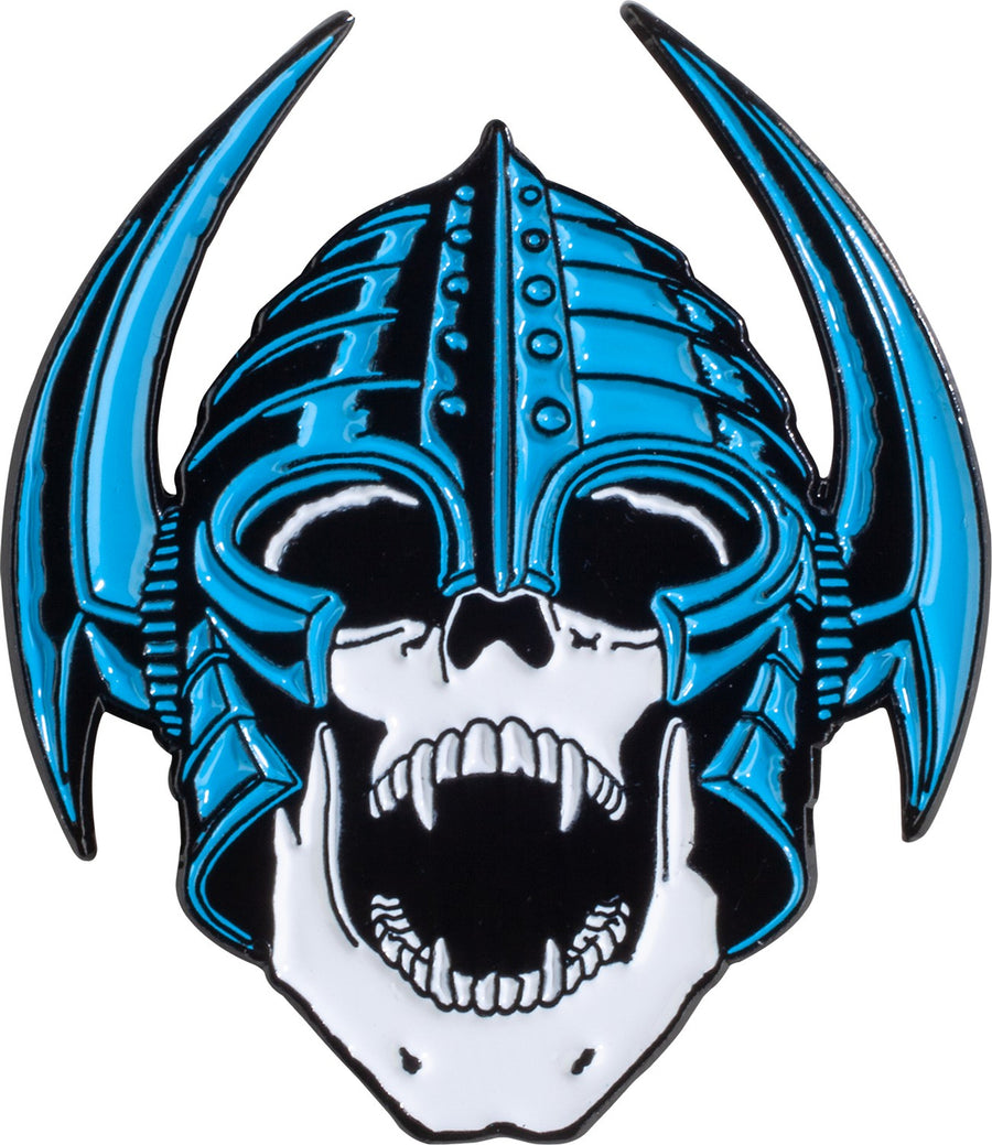 POWELL PERALTA Welinder Nordic Skull Pin ACCESSORIES - Lifestyle Items Powell Peralta