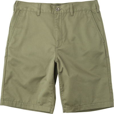 "RVCA Americana 22"" Walkshorts MENS APPAREL - Men's Walkshorts RVCA BURNT OLIVE 32"