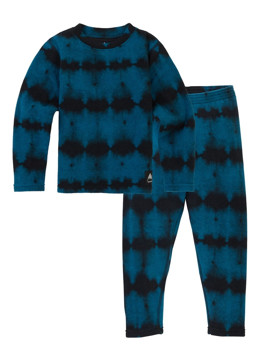 BURTON Toddler Fleece Set Blowout Stripe