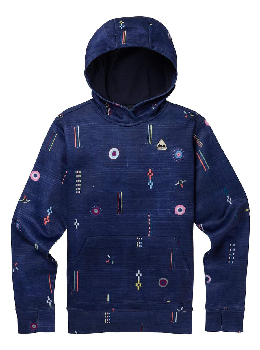 BURTON Oak Pullover Hoodie Girls Camp Craft