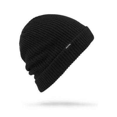 VOLCOM Sweep Lined Beanie Black MENS ACCESSORIES - Men's Beanies Volcom