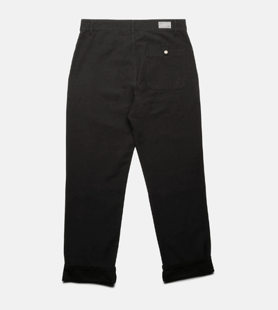 RHYTHM Fatigue Pant Black MENS APPAREL - Men's Pants Rhythm
