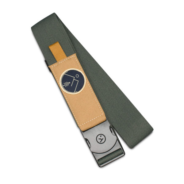ARCADE Rambler Adventure Belt Ivy Green/Summit