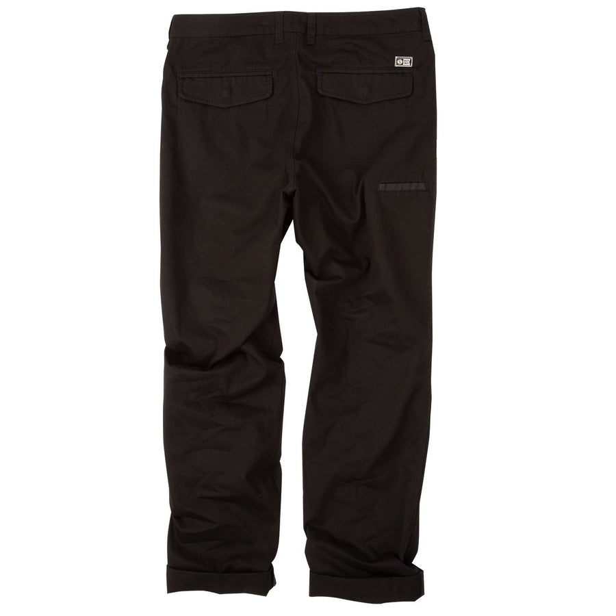 SALTY CREW Cutty Pant Black MENS APPAREL - Men's Pants Salty Crew