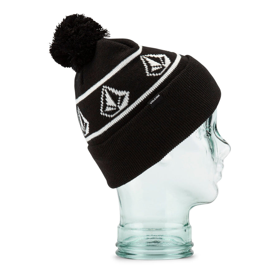 VOLCOM Powder Beanie Youth Black
