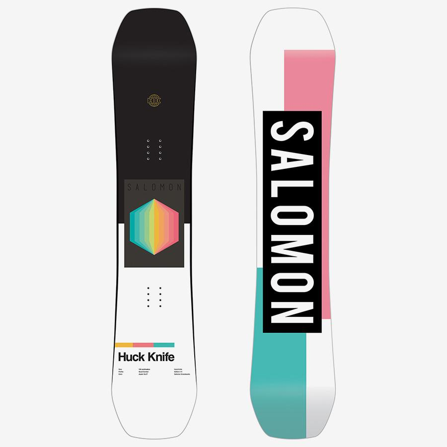 SALOMON Huck Knife Grom Youth Snowboard 2020