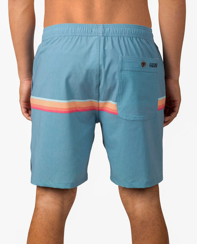 RIP CURL Highway Volley Boardshort Blue/Grey