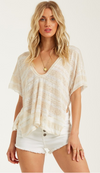 BILLABONG Seeking Surf Top Women's Almond