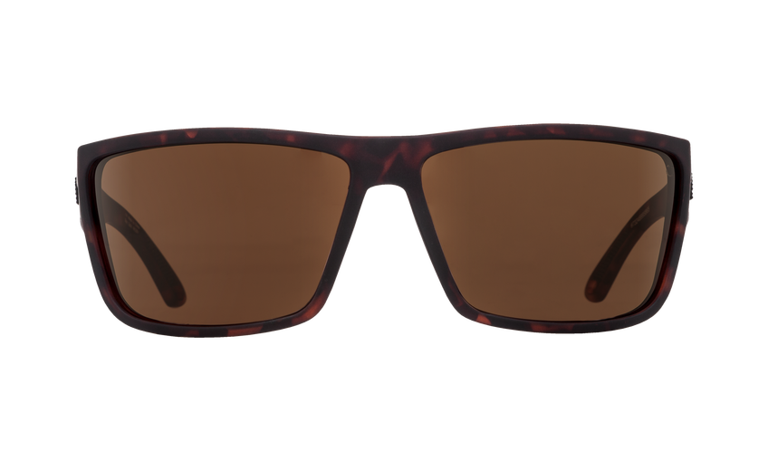 SPY Rocky Matte Camo Tort - Happy Bronze Sunglasses