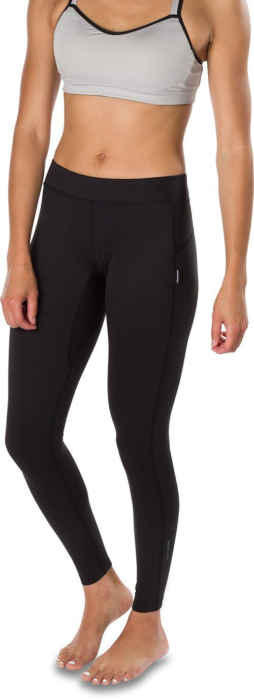 DAKINE Lupine Lightweight Base Layer Pants Women's Black WOMENS OUTERWEAR - Women's Base Layer Dakine L