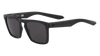 DRAGON Drac Matte Black H2O - Lumalens Smoke Polarized Sunglasses SUNGLASSES - Dragon Sunglasses Dragon