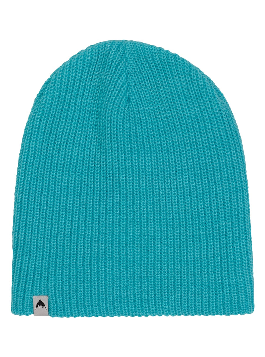 BURTON All Day Long Beanie Blue Caracao MENS ACCESSORIES - Men's Beanies Burton