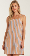 BILLABONG Straight Round Dress Women's Multi WOMENS APPAREL - Women's Dresses Billabong