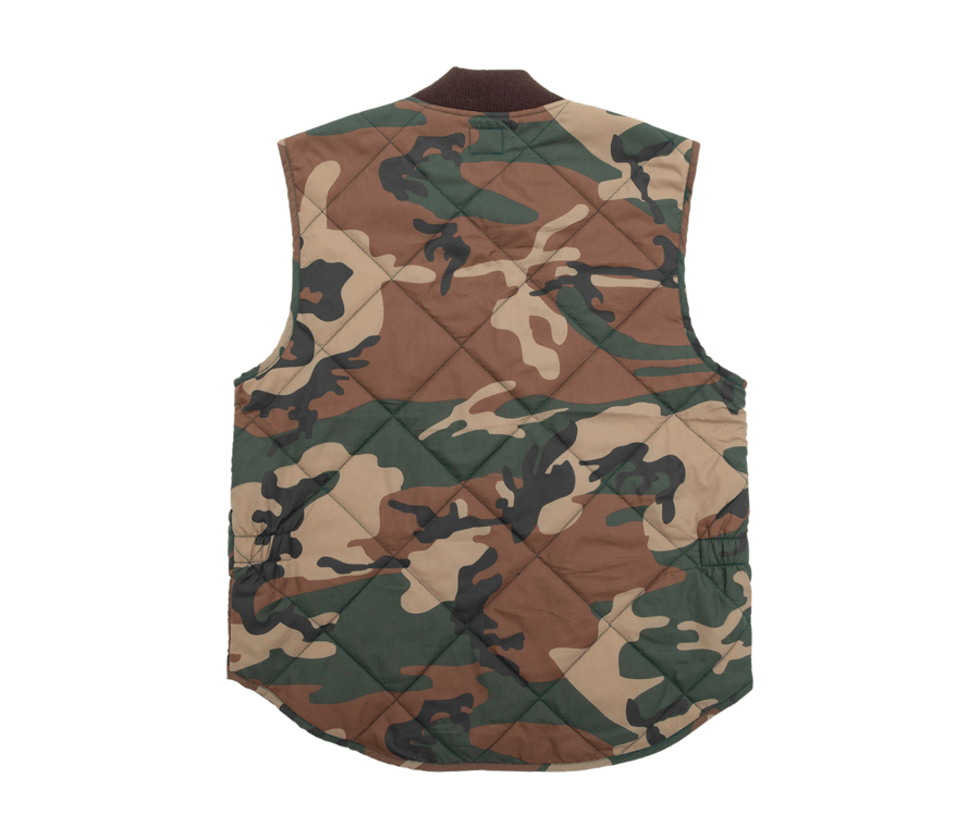 LOSER MACHINE Condor Lite Vest Camo MENS APPAREL - Men's Street Jackets Loser Machine