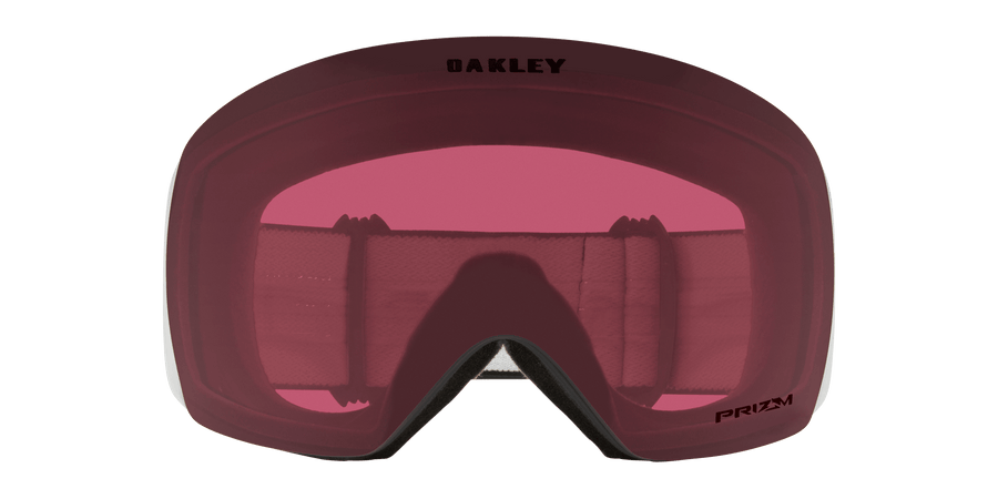 OAKLEY Flight Deck Matte Black - Prizm Dark Grey Snow Goggle GOGGLES - Oakley Goggles Oakley