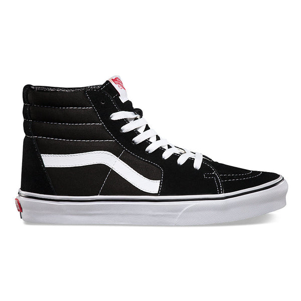 VANS Sk8-Hi Black Shoes