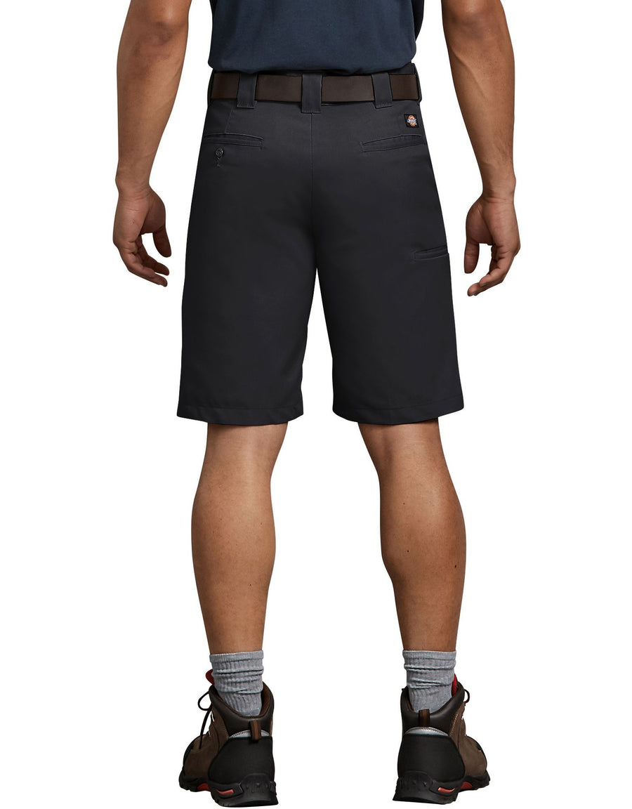DICKIES Regular Fit Flex Walkshorts Black MENS APPAREL - Men's Walkshorts Dickies