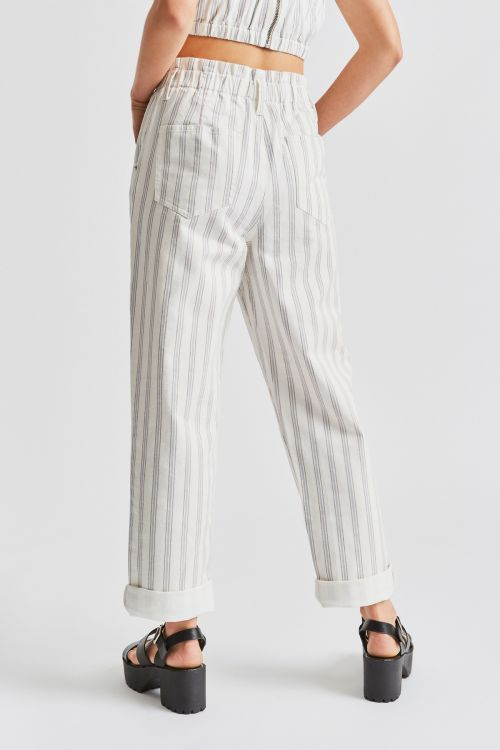 BRIXTON Doyle Twill Pant Women's Off White