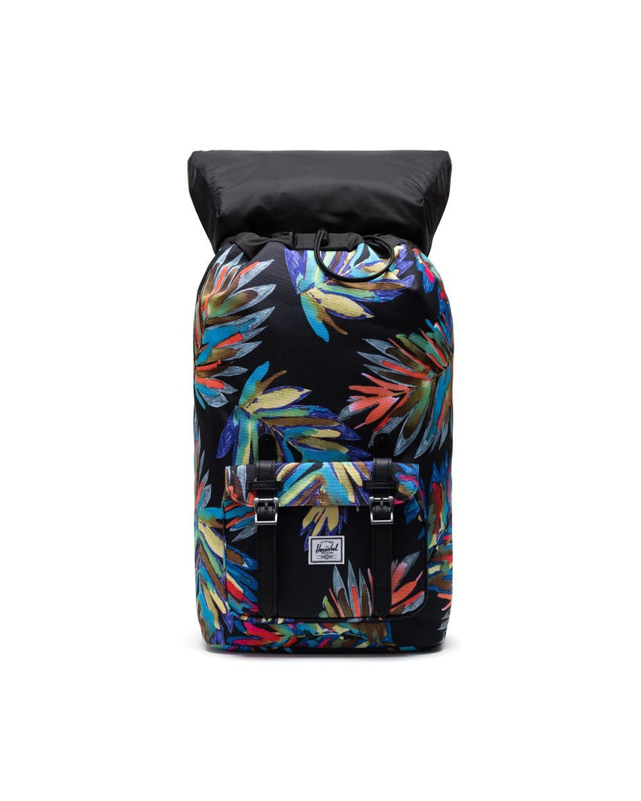 HERSCHEL Little America Backpack Painted Palm ACCESSORIES - Street Backpacks Herschel Supply Company