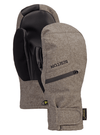 BURTON GORE-TEX Under Mitt Bog Heather WINTER GLOVES - Men's Snowboard Gloves and Mitts Burton