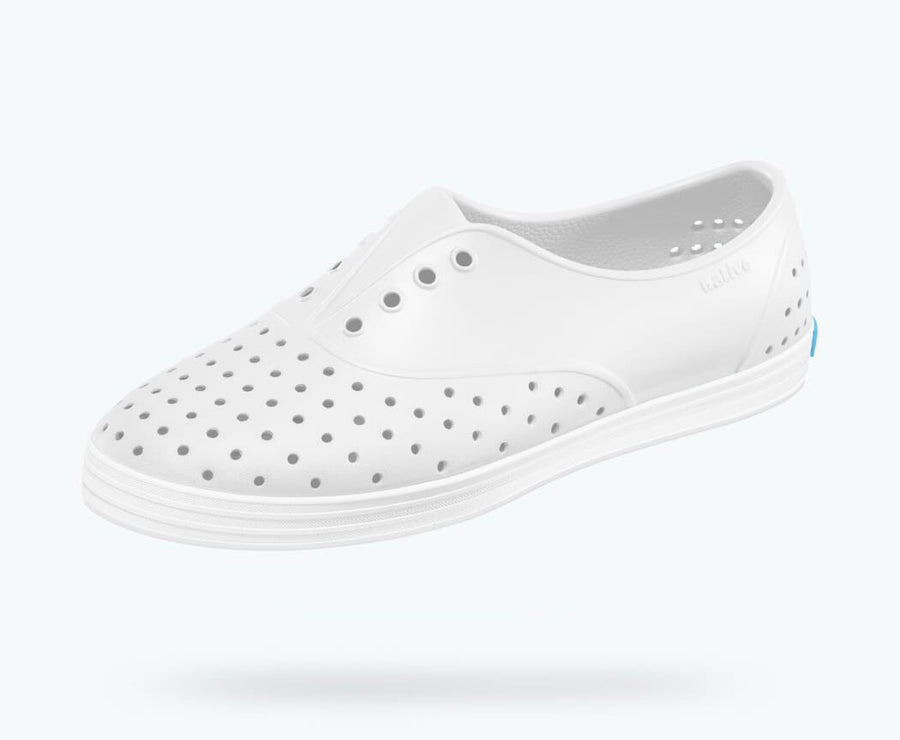 NATIVE Jericho Women's Shoes Shell White/ Shell White FOOTWEAR - Women's Native and People Shoes Native Shoes 6