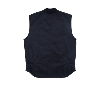 LOSER MACHINE Condor II Vest Dusty Black MENS APPAREL - Men's Street Jackets Loser Machine