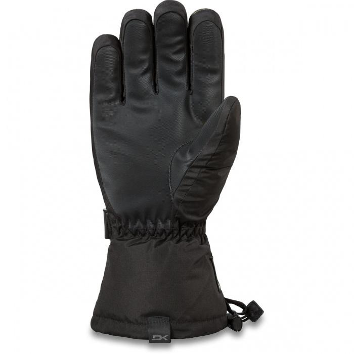 DAKINE Frontier Gore-Tex Glove Black WINTER GLOVES - Men's Snowboard Gloves and Mitts Dakine