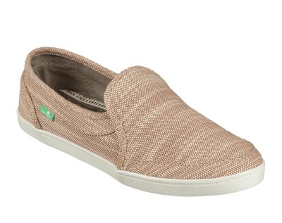 SANUK Pair O Dice Hemp Women's Sandals Natural FOOTWEAR - Women's Sandals Sanuk 7