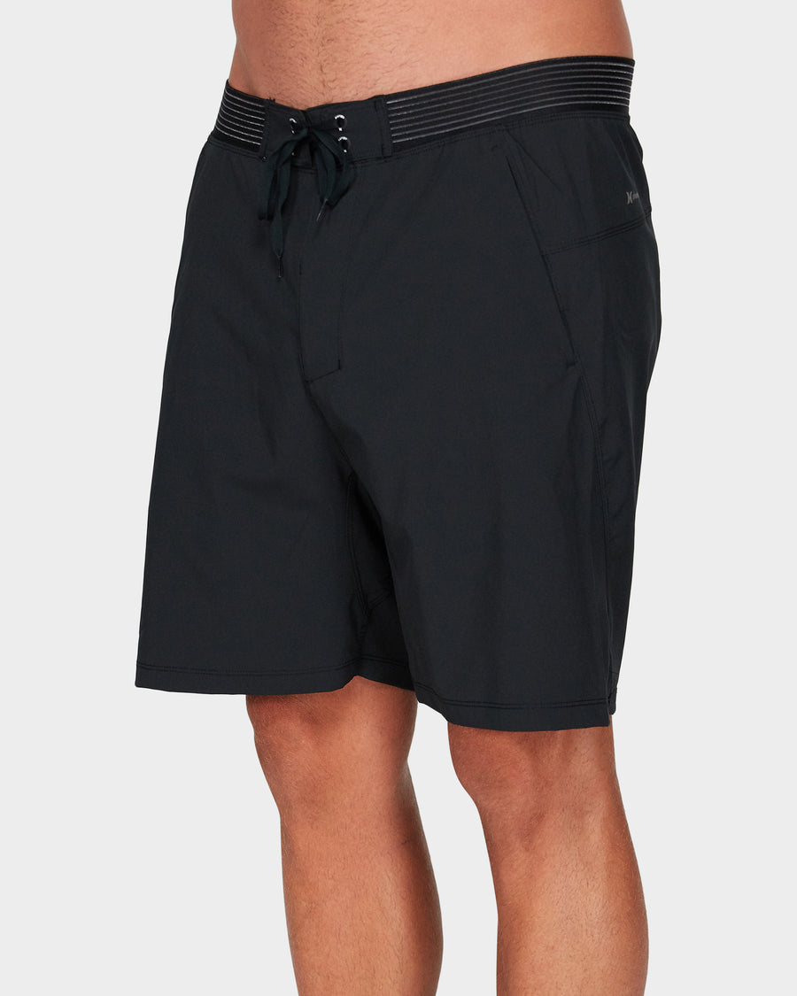 HURLEY Phantom Alpha Trainer Shorts Black