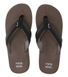 BILLABONG All Day Impact Sandals Dark Brown