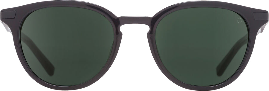 SPY Pismo Black - Happy Grey Green Sunglasses