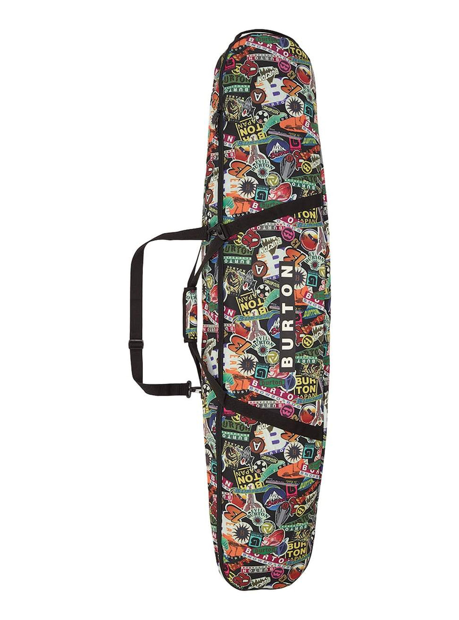 BURTON Space Sack Snowboard Bag Stickers Print