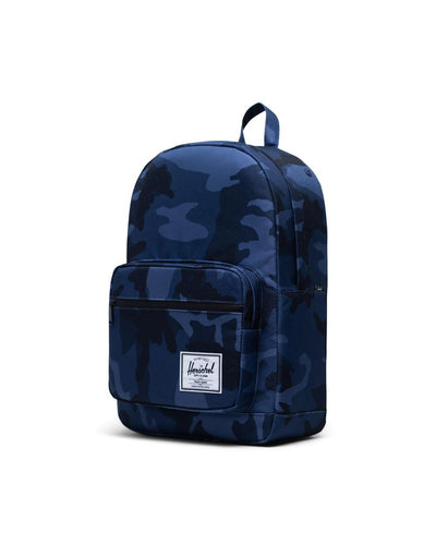 HERSCHEL Pop Quiz Backpack Peacoat Camo ACCESSORIES - Street Backpacks Herschel Supply Company